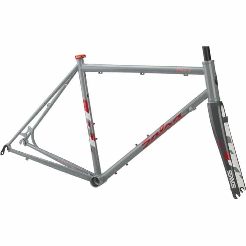 SALSA COLOSSAL steel frame 2014 + ENVE FORK-808