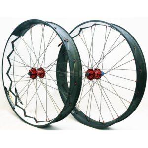 KUROSHIRO Enso 685 carbon con American Classic wheelset-2245