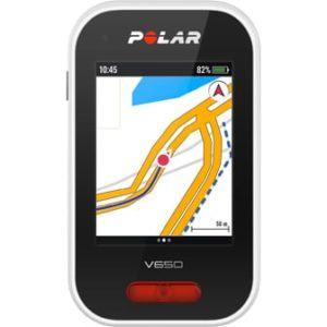 POLAR V650 + fascia cardio