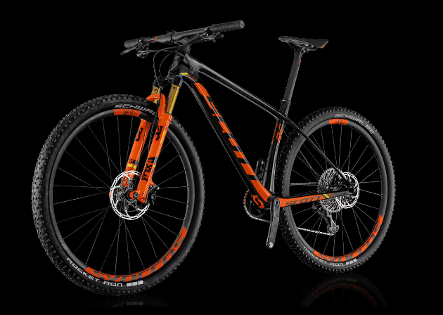 nuova scott scale rc sl 2017