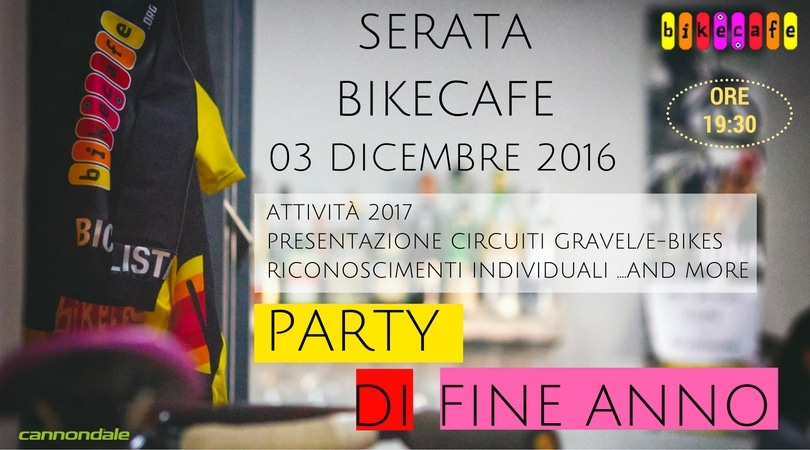 party bikecafe