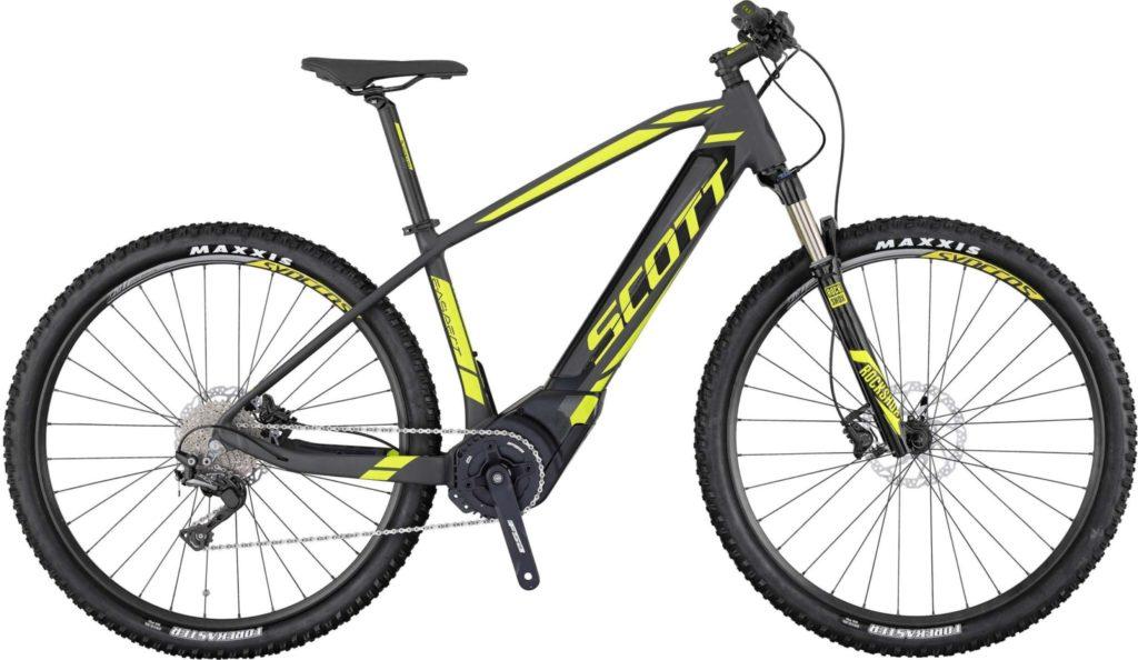 8799dd31b6e La nuova SCOTT E-ASPECT 2017! - Bikecafe