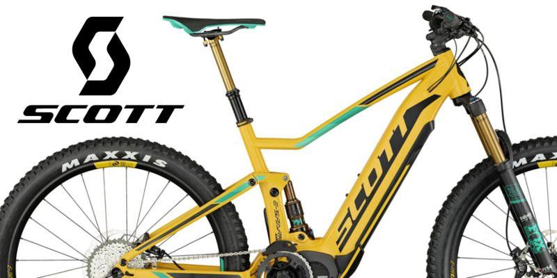 scott e bike 2017 bikecafe. Black Bedroom Furniture Sets. Home Design Ideas
