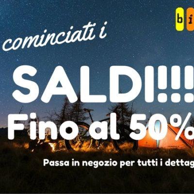 SONO COMINCIATI I SALDI!!!!