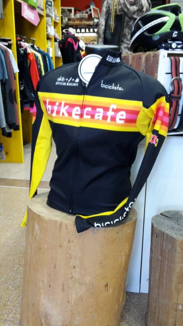 Maglia Bikecafe a manica lunga