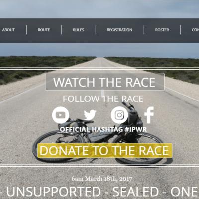 indian pacific wheel race