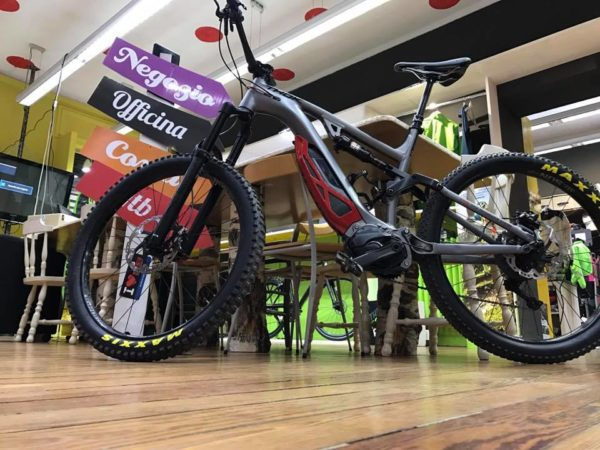 e-bikes thok