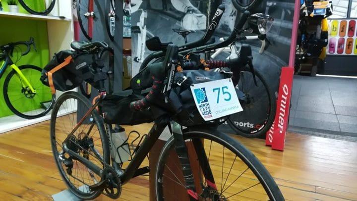 NINER RLT RDO bikepacking