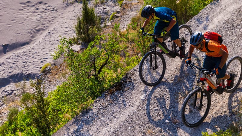 Aumentare batteria E-Bike