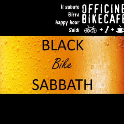 BLACK SABBATH: sabato 13/01 primo happy saturday!