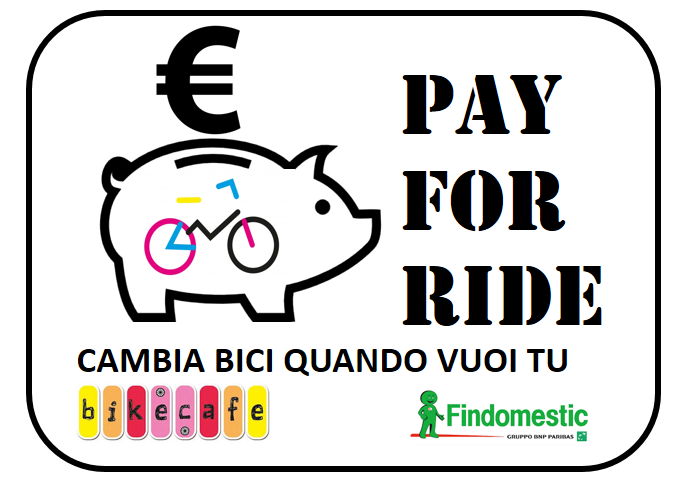 pay FOR RIDE