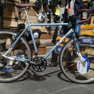 All City Space Horse Classic Acciaio