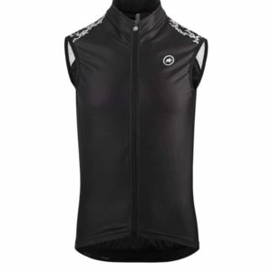 Assos gilet mille gt spring fall black