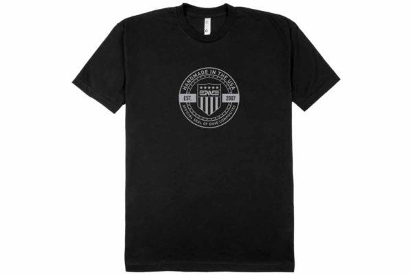 enve seal t-shirt cotone