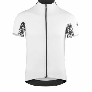 maglia assos mille-gt-short-sleeve bianca