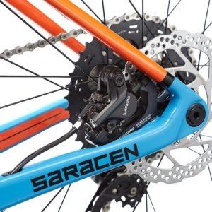 SARACEN ZENITH CARBON 29 Trailbike