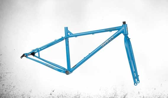 SURLY KRAMPUS 142/148 Frameset
