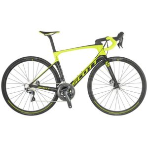 SCOTT FOIL 20 DISC YELLOW/BLACK 2019