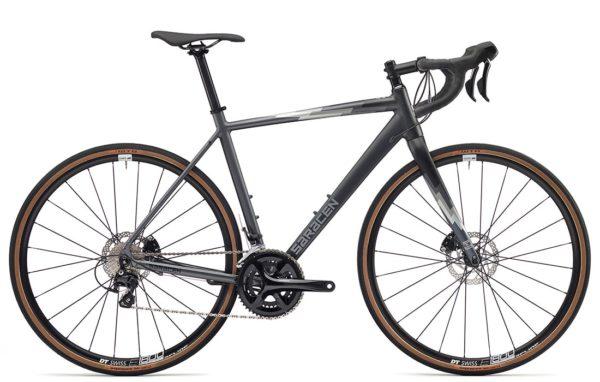 Saracen Hack in Black Gravel Bike