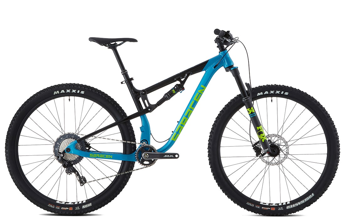Saracen Traverse Elite 29