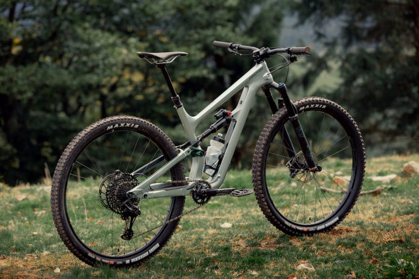 Cannondale Habit Trail Bike