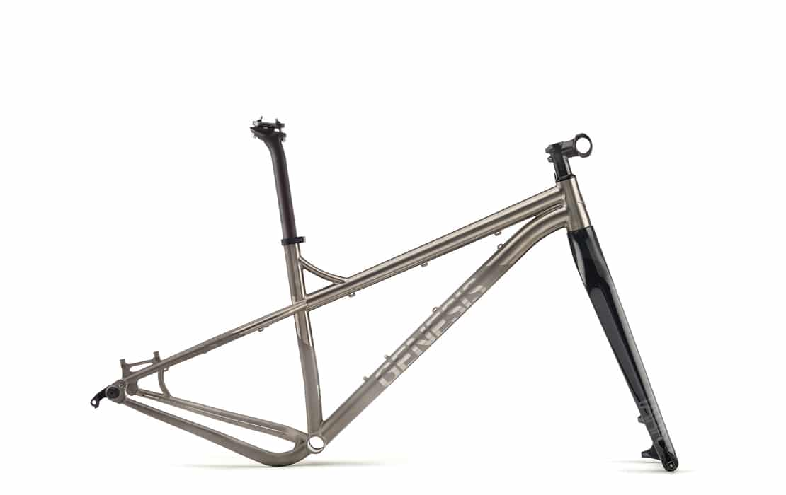 genesis tarn titanium frame