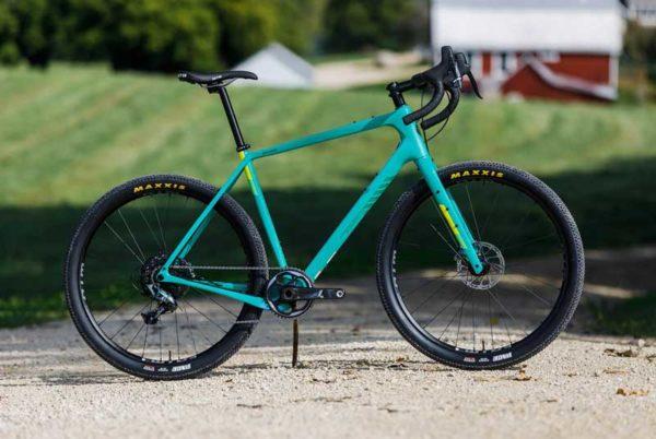 Gravel Bike Salsa Cylces Modello Warbird