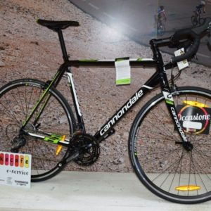 CANNONDALE CAAD 8 TG. 56 3X10 SHIMANO TIAGRA NEW