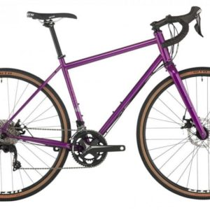 Salsa Vaya 105 All-Road Bike, 700C purple