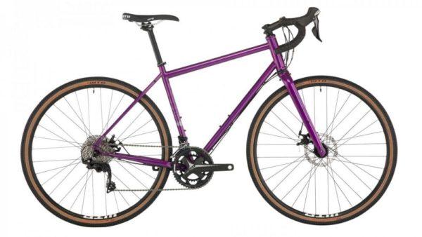 Salsa Vaya 105 All-Road Bike, 700C purple