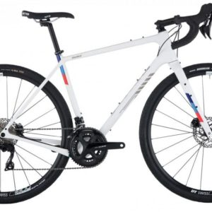 Salsa Warbird Carbon 105 Gravel Bike, 700C, white