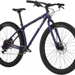 Surly Krampus MTB, 29+, M, bruised ego purple