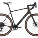 Salsa Warroad Carbon Force 1 All-Road Bike 650B, raw carbon