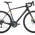 Salsa Warbird Carbon Tiagra Gravel Bike, 700C,  raw carbon