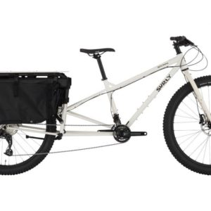 "Surly Big Fat Dummy Cargobike, 29+, S/16"", thorfrost white"