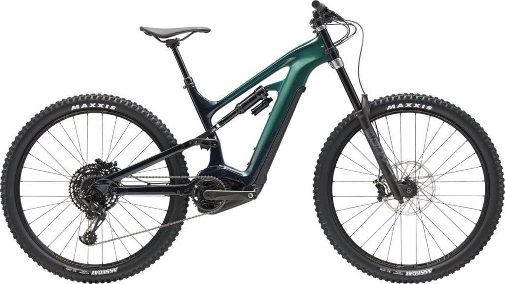 Cannondale Moterra Carbon 2020