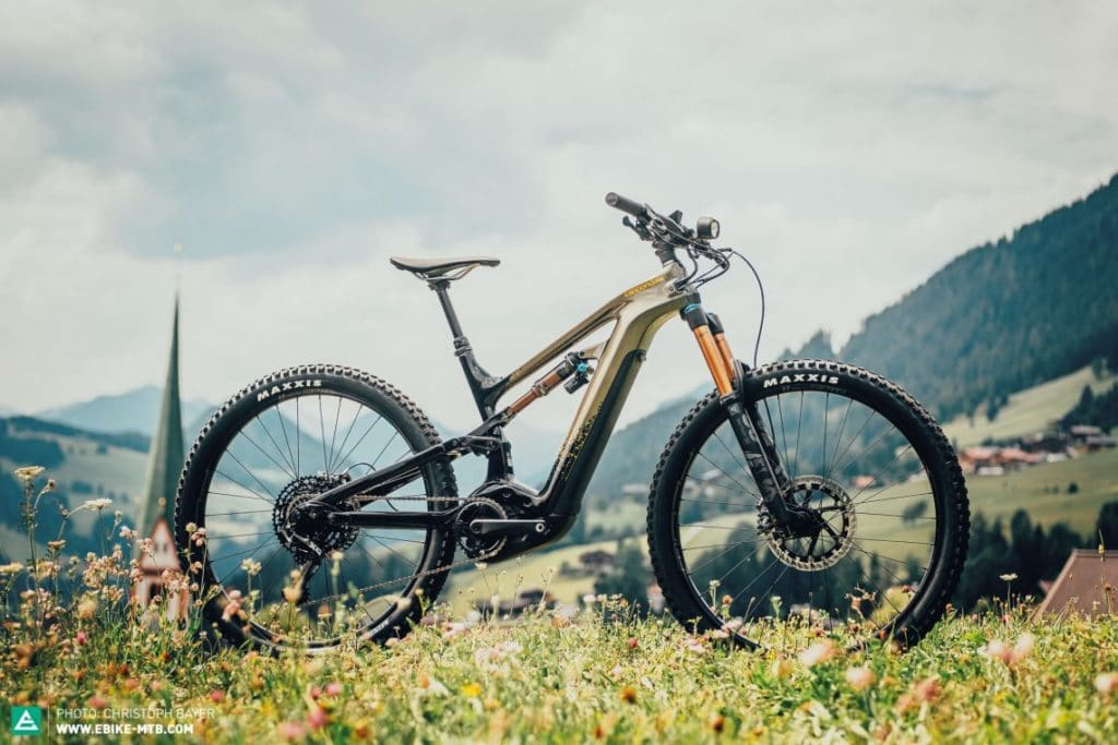 Cannondale Moterra Carbon 2020