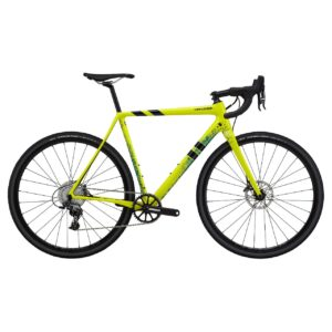 Cannondale SuperX Force 1 2021 - Nuclear Yellow
