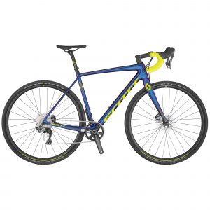 Bicicletta gravel Scott Adddict CX RC