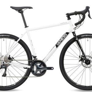 La gravel bike in acciaio Genesis Croix de Fer