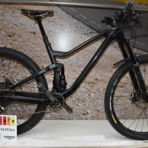 SCOTT GENIUS 910 2019 test bike tg.M