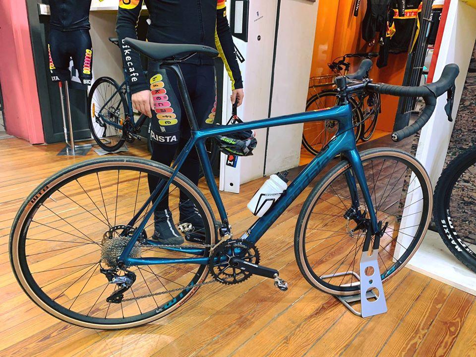 Cannondale Synapse 2020 - La Bicicletta ultraleggera