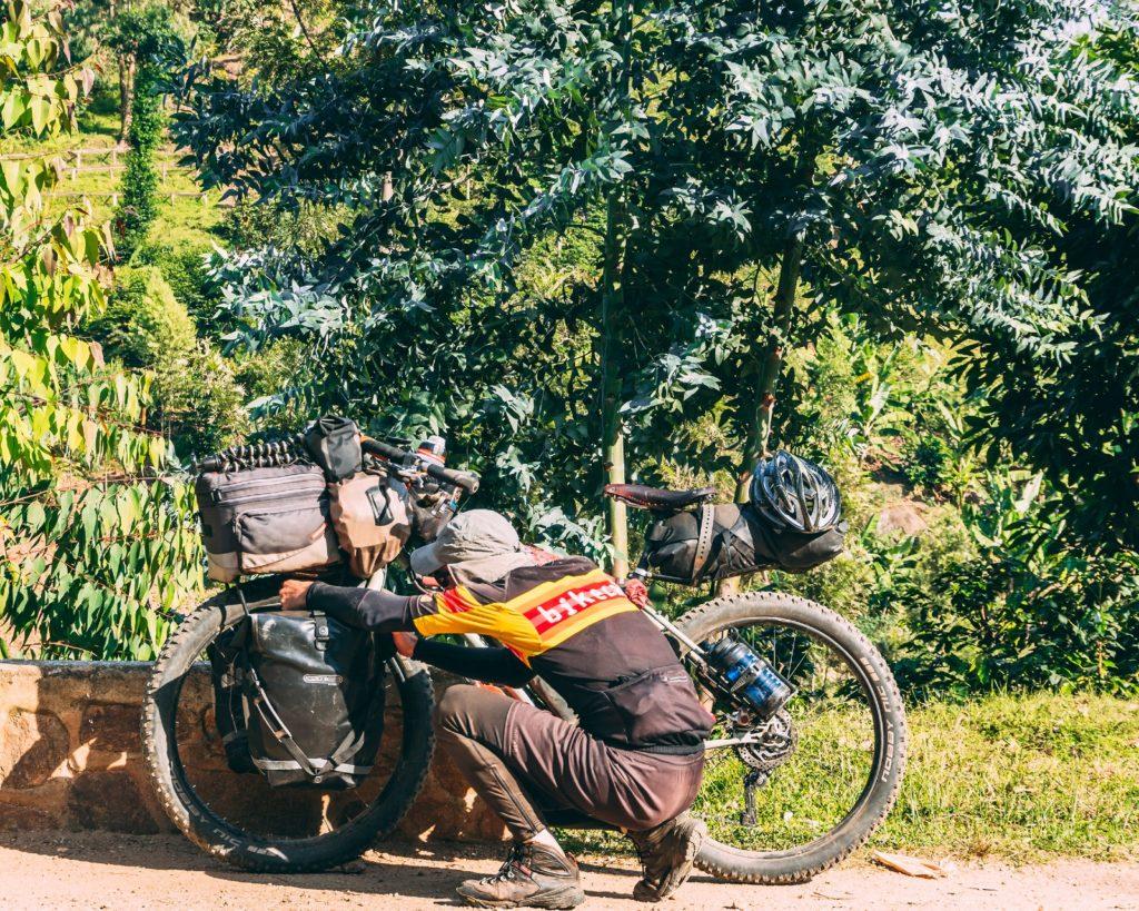 Consigli per prepararsi ad un viaggio in bici