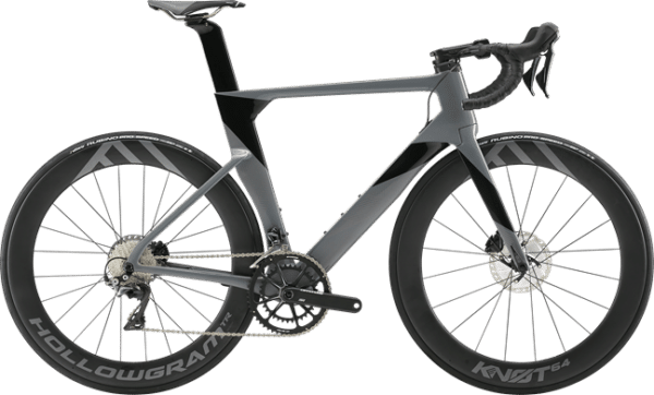 CANNONDALE SYSTEMSIX DURA-ACE 2019 MIS.47CM STEALTH GREY