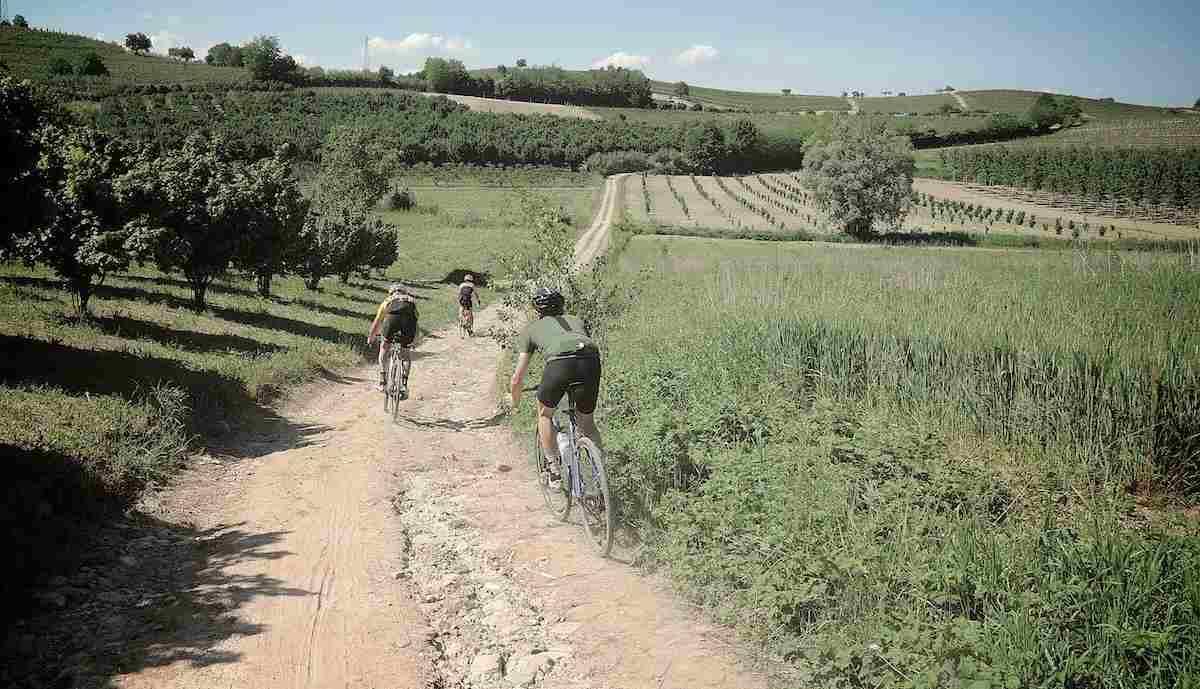Allenarsi in bicicletta
