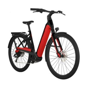 CANNONDALE Mavaro Neo 4 2021 - Rally Red