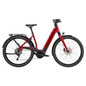 CANNONDALE Mavaro Neo 5 Plus 2021 - Candy Red