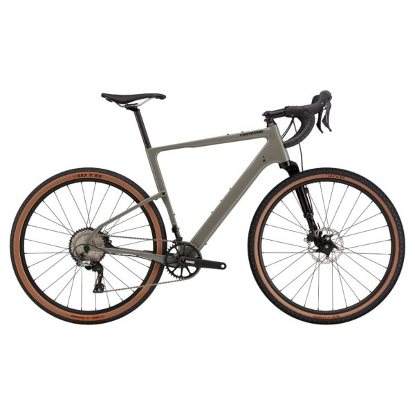 CANNONDALE Topstone Carbon Lefty 3 2021 - Stealth Grey