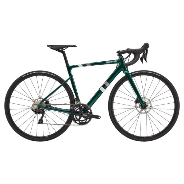 CANNONDALE CAAD13 Disc Women's 105 2021 - Emerald