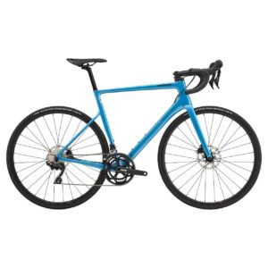 CANNONDALE SuperSix EVO Carbon Disc 105 - Pearl
